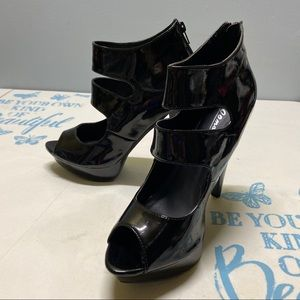Jomax shoes Patent leather heels sz 10